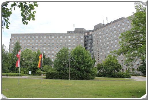 """Das Tagungshotel """"Seehotel"""" am Lübbesee in Templin"""