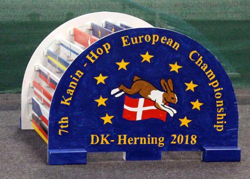 Europaschau in Herning - Kanin-Hop-EM